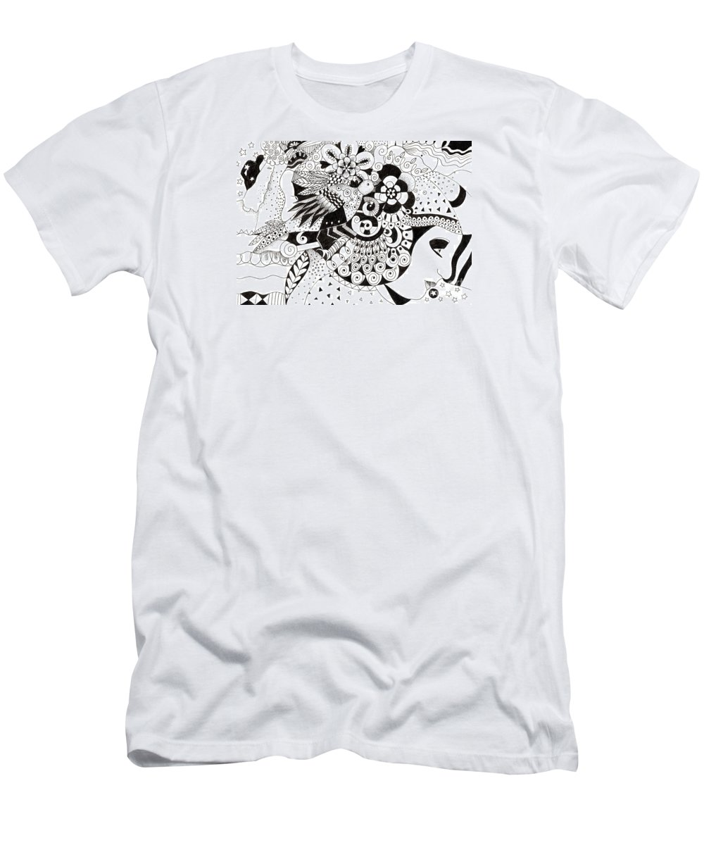 Organic Abstraction Apparel