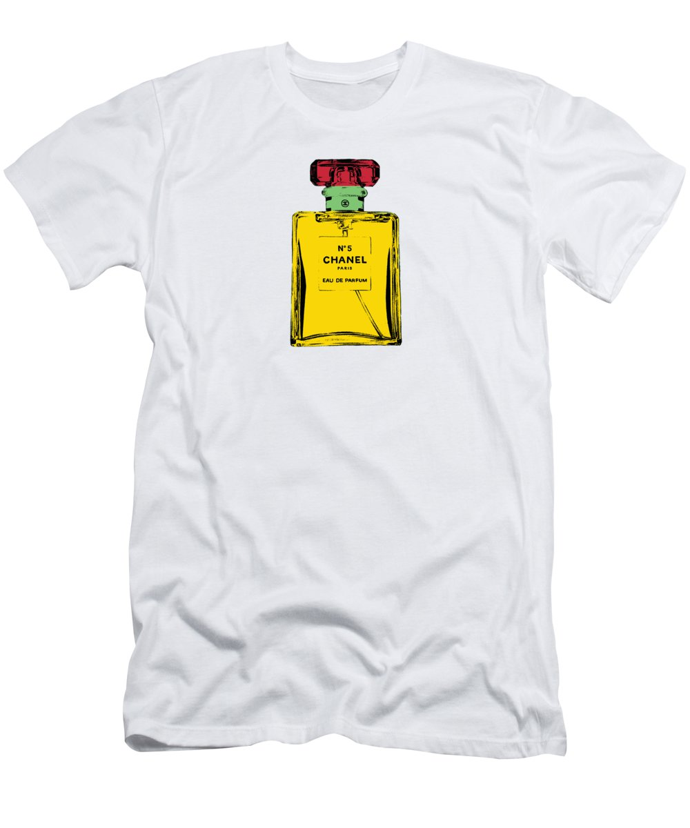 Bottle Men's T-Shirt (Athletic Fit) featuring the photograph Chnel 2 by Mark Ashkenazi