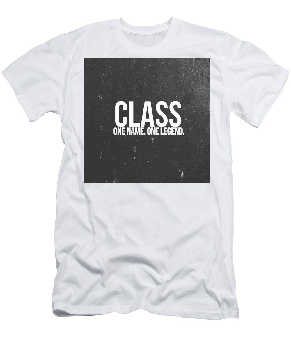 Class Men's T-Shirt (Athletic Fit) featuring the digital art Classic Elegance by Gadinie Que