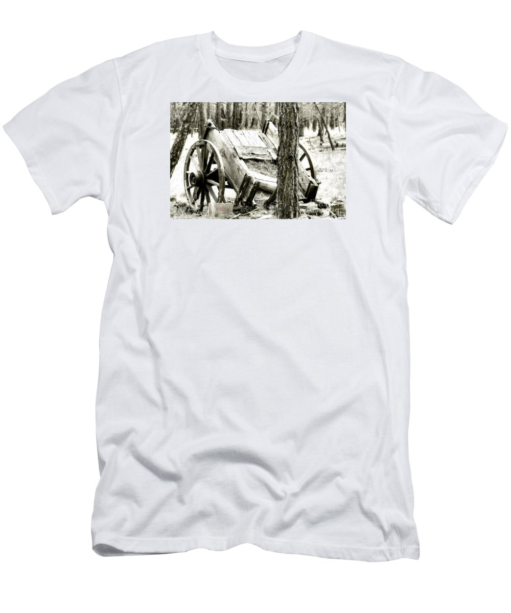 Crash Men's T-Shirt (Athletic Fit) featuring the photograph Crash by Beauty For God