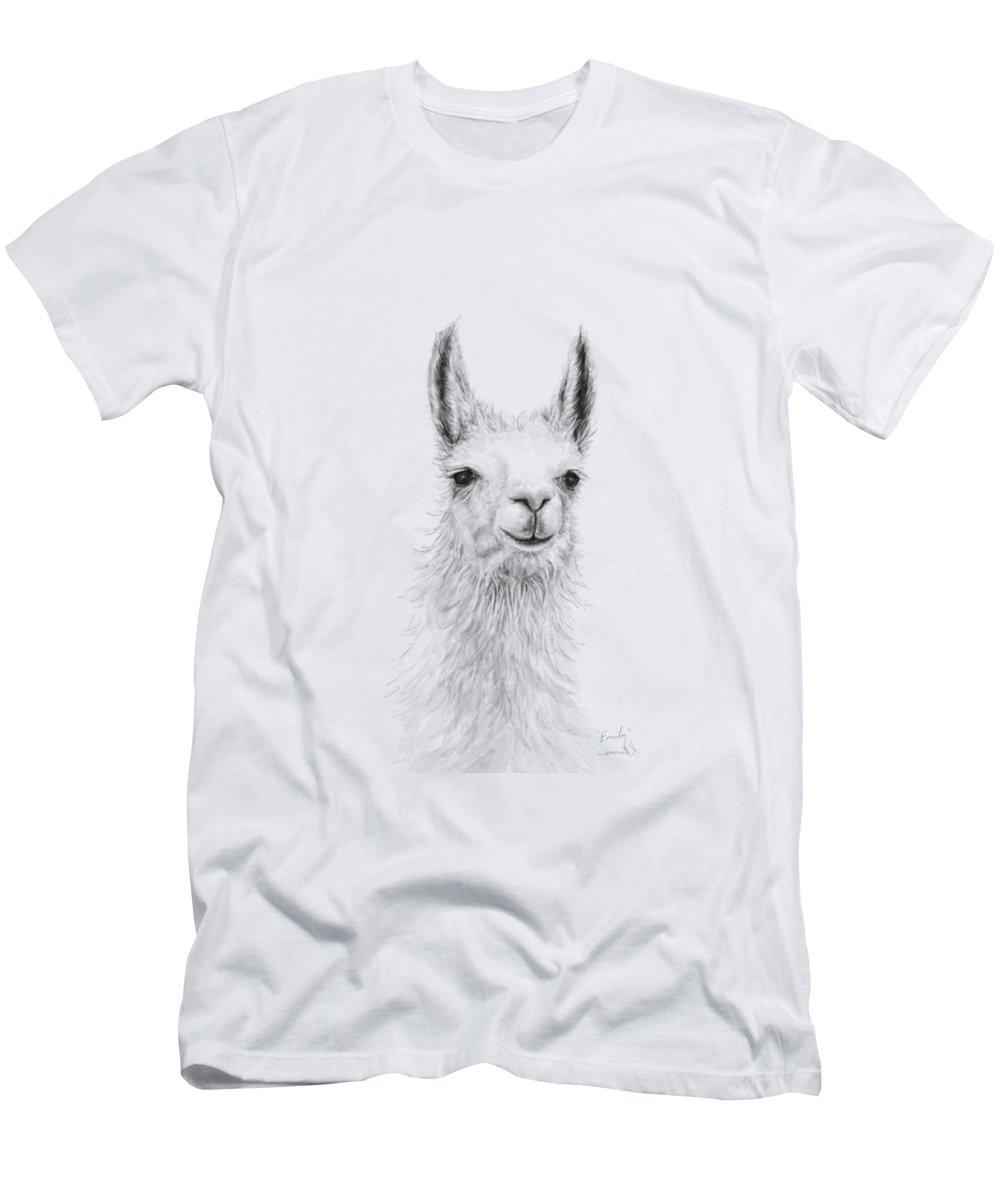 alpaca t shirts fine art america. Black Bedroom Furniture Sets. Home Design Ideas