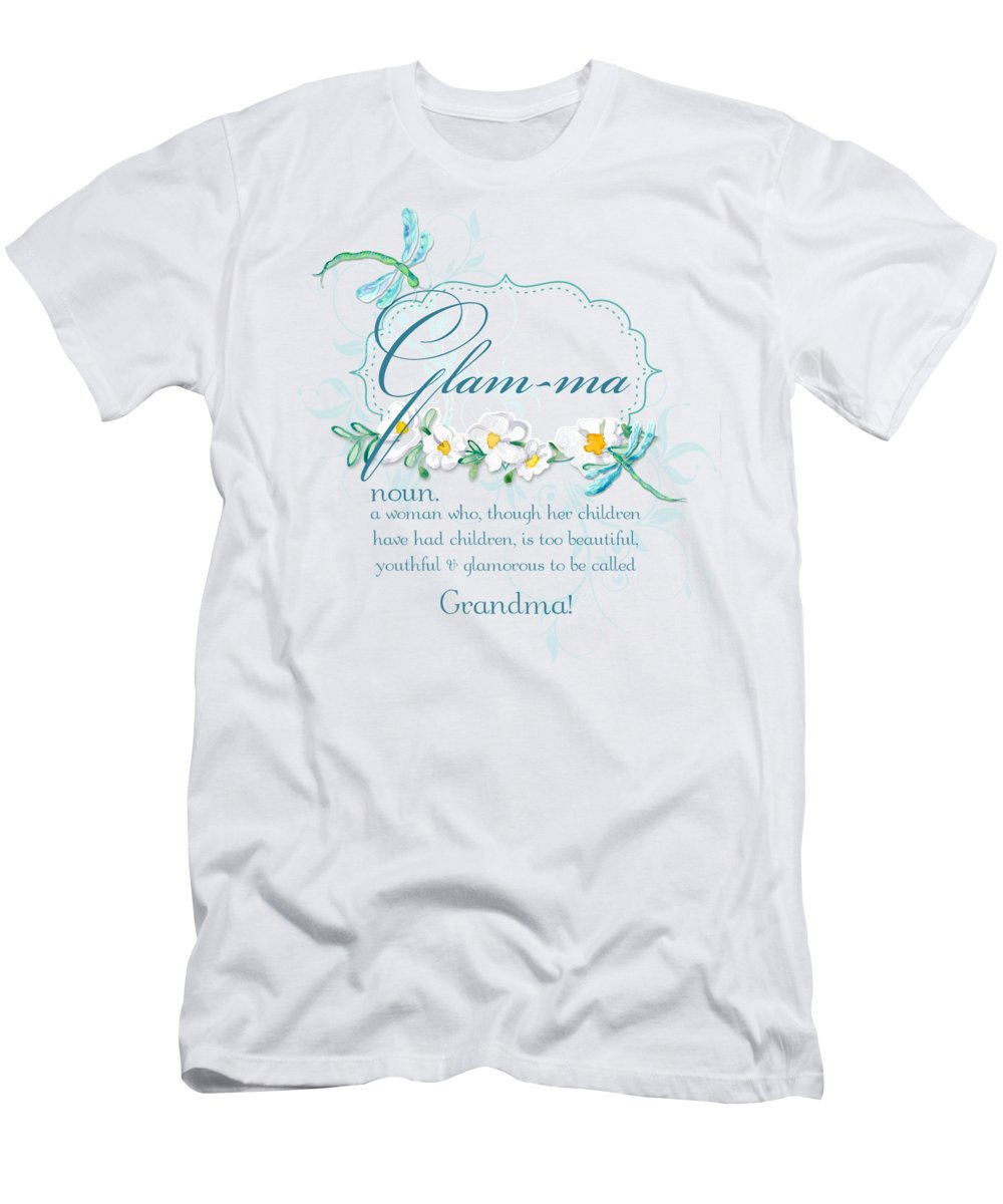 Daisies Slim Fit T-Shirts