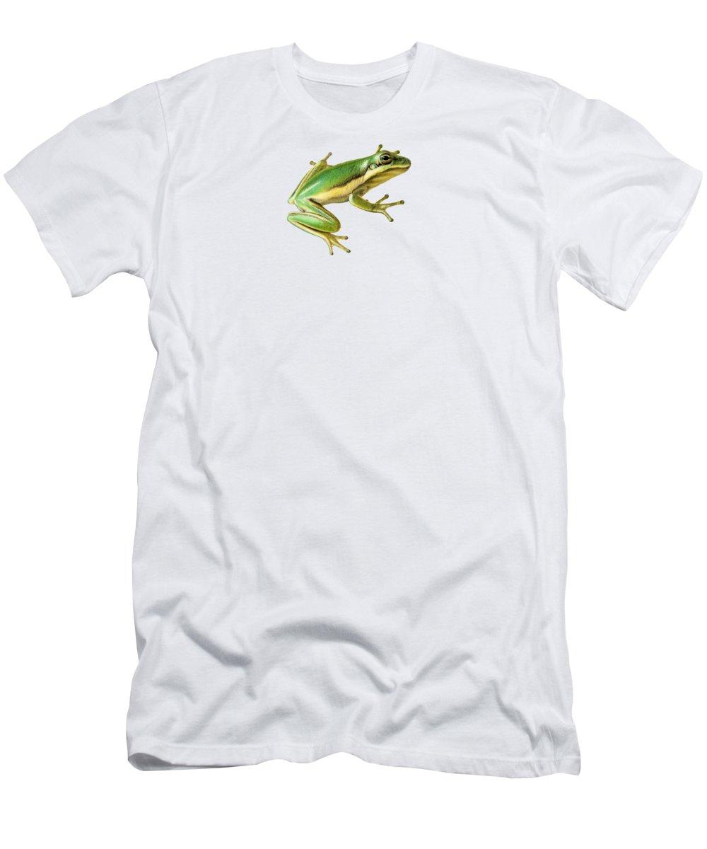 Amphibians Slim Fit T-Shirts
