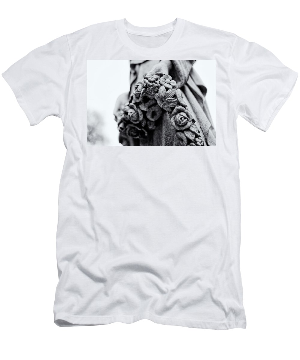 Cairn Men's T-Shirt (Athletic Fit) featuring the photograph Heavens Hold by Scott Wyatt