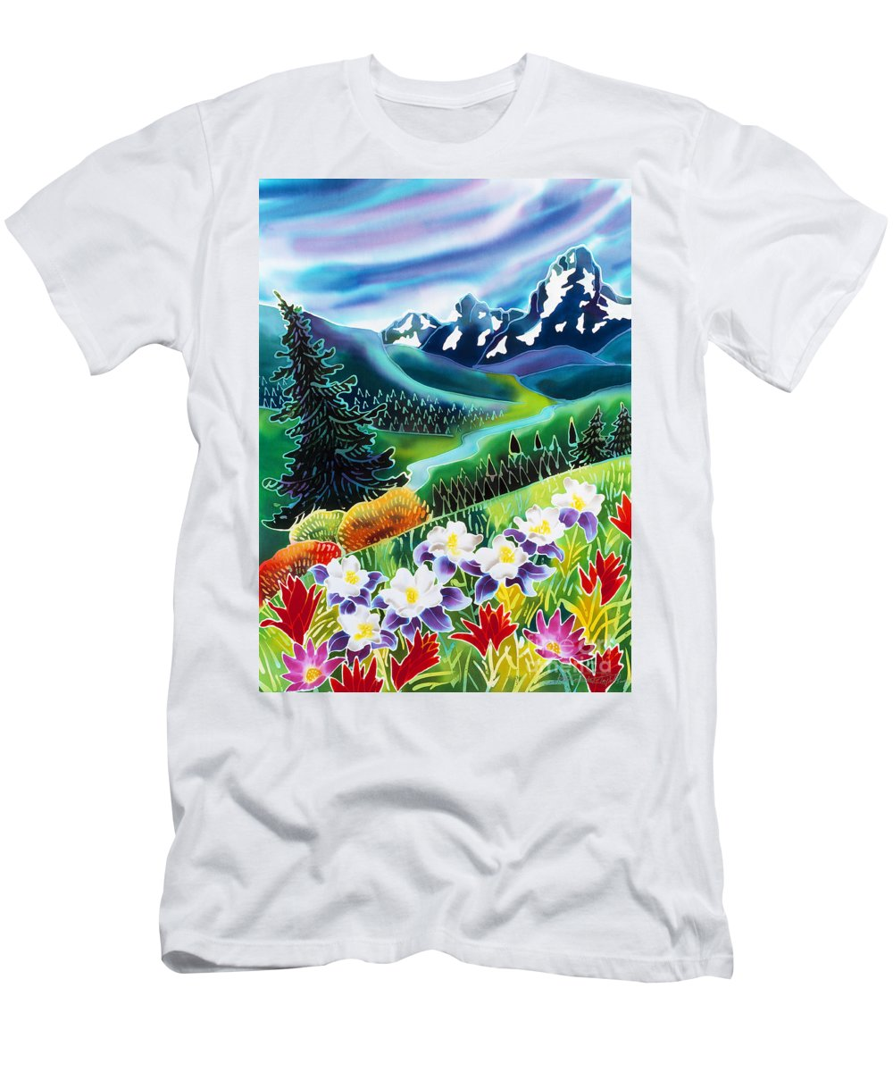 Indian Peaks Wilderness Men's T-Shirts