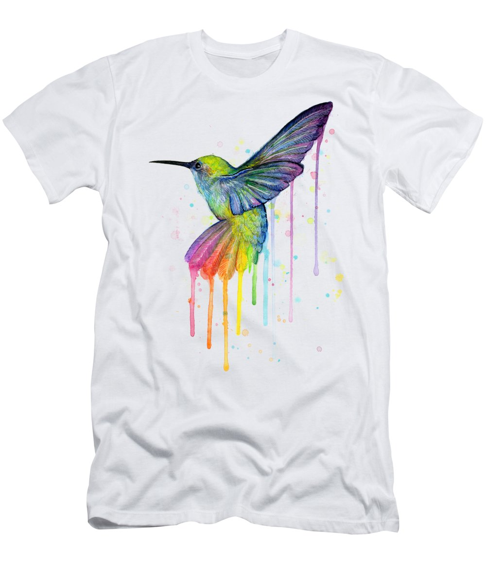 Bird Paintings T-Shirts