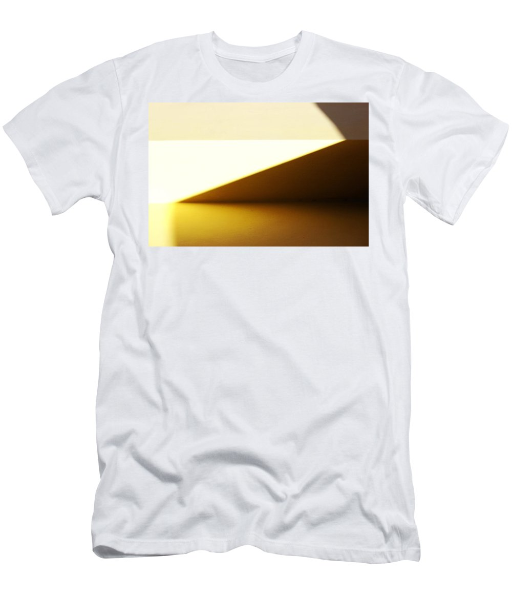Minimal Men's T-Shirt (Athletic Fit) featuring the photograph Infant To Adult And Thereafter by Prakash Ghai