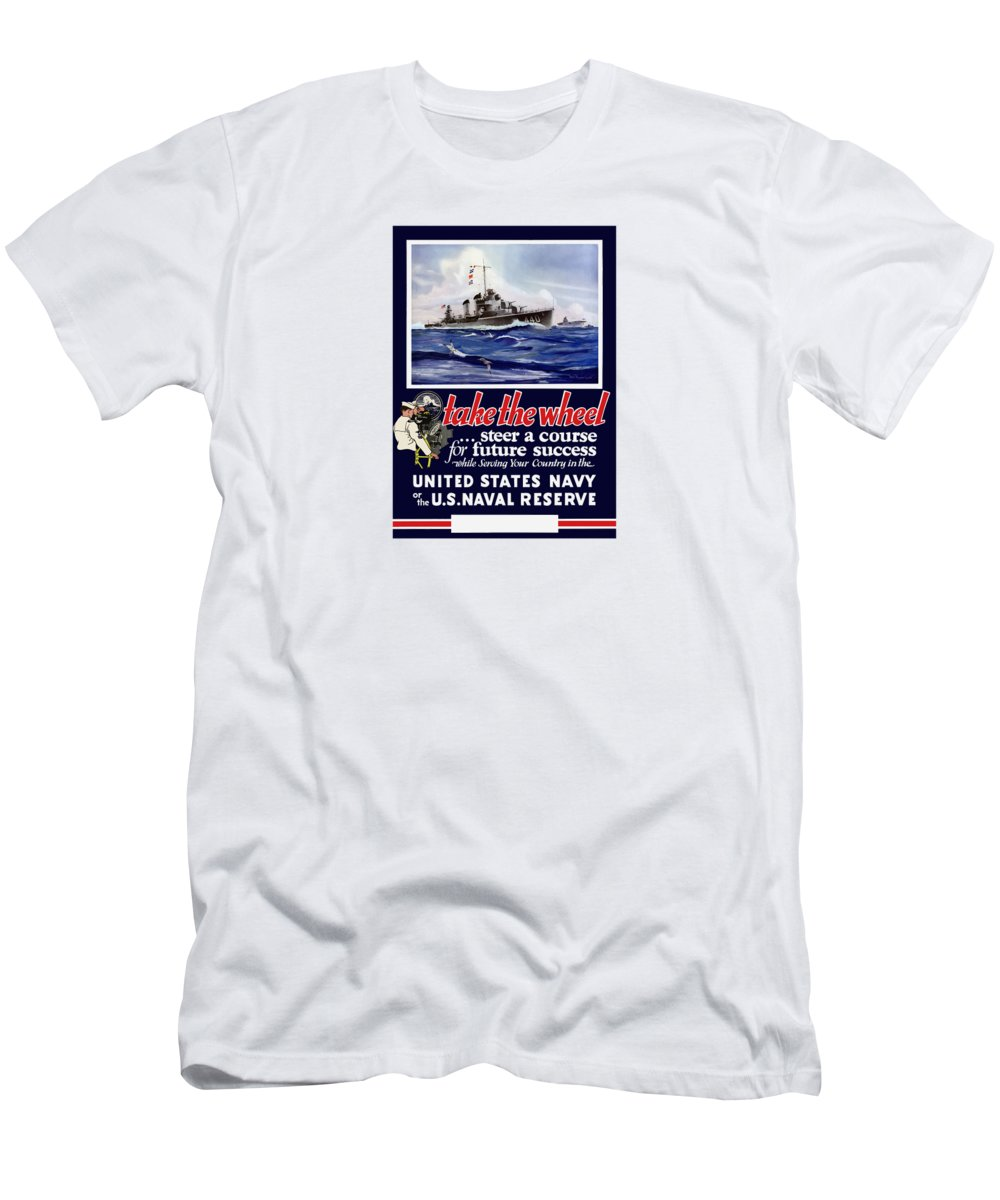 Join The Us Navy Ww2 T Shirt For Sale By War Is Hell Store