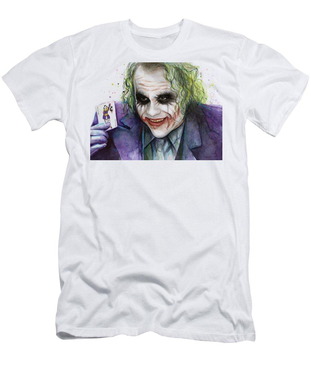Bat Slim Fit T-Shirts