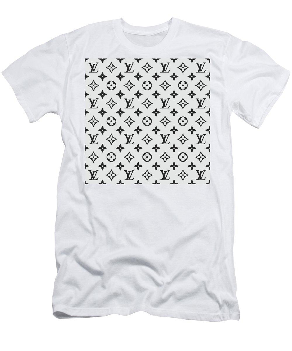 3fc5d7e9e336 Louis Vuitton Men s T-Shirt (Athletic Fit) featuring the digital art Louis  Vuitton