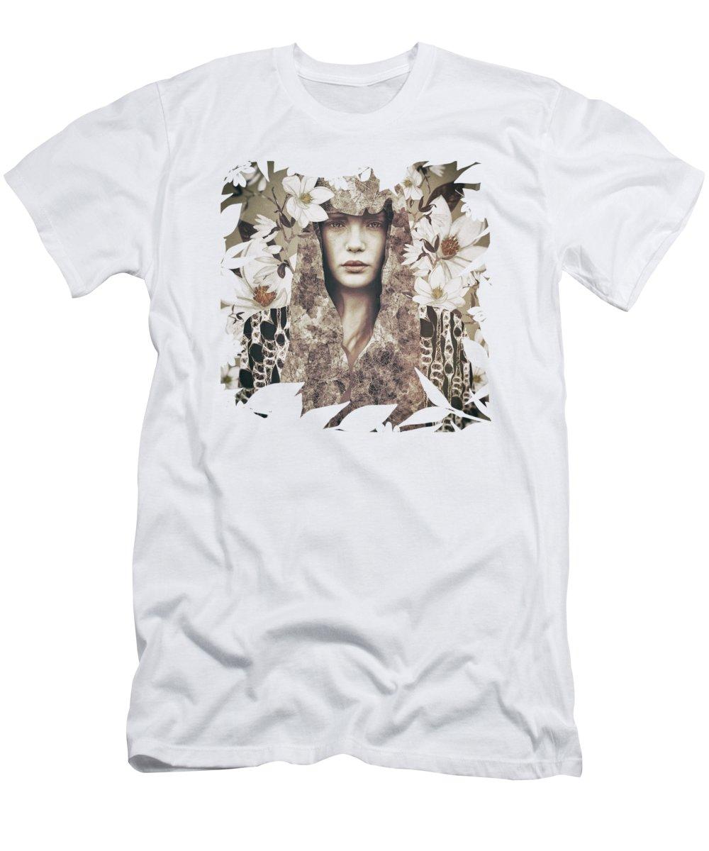 Magnolia Flower T Shirts Fine Art America