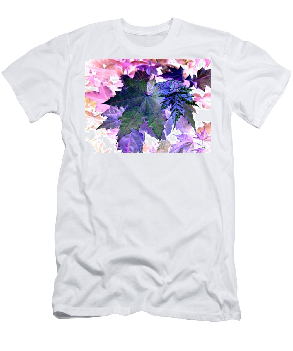 Dramatic Men's T-Shirt (Athletic Fit) featuring the photograph Maple Magnetism by Will Borden