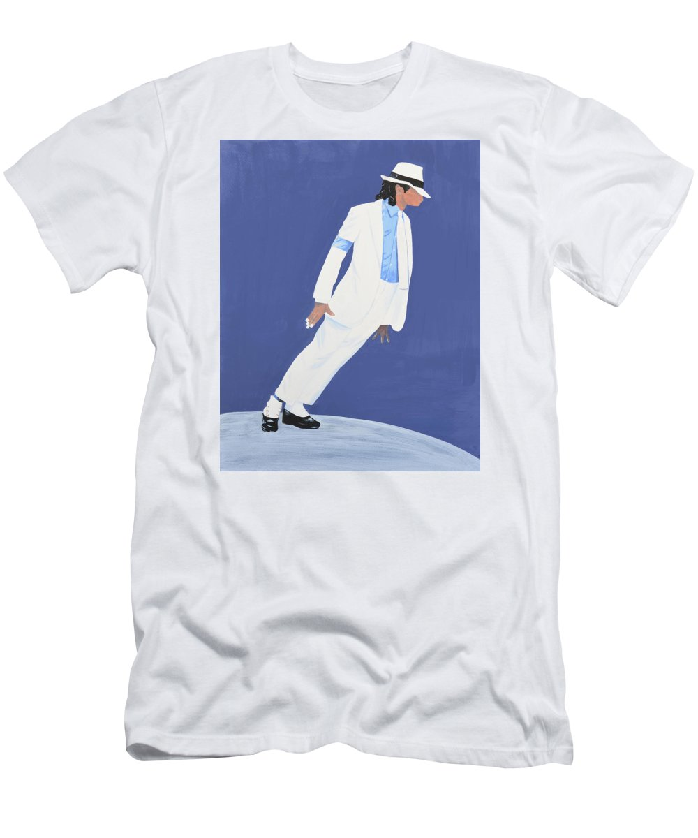 1f604a403d54 Michael Jackson Smooth Criminal T-Shirt for Sale by Deborah Rawles