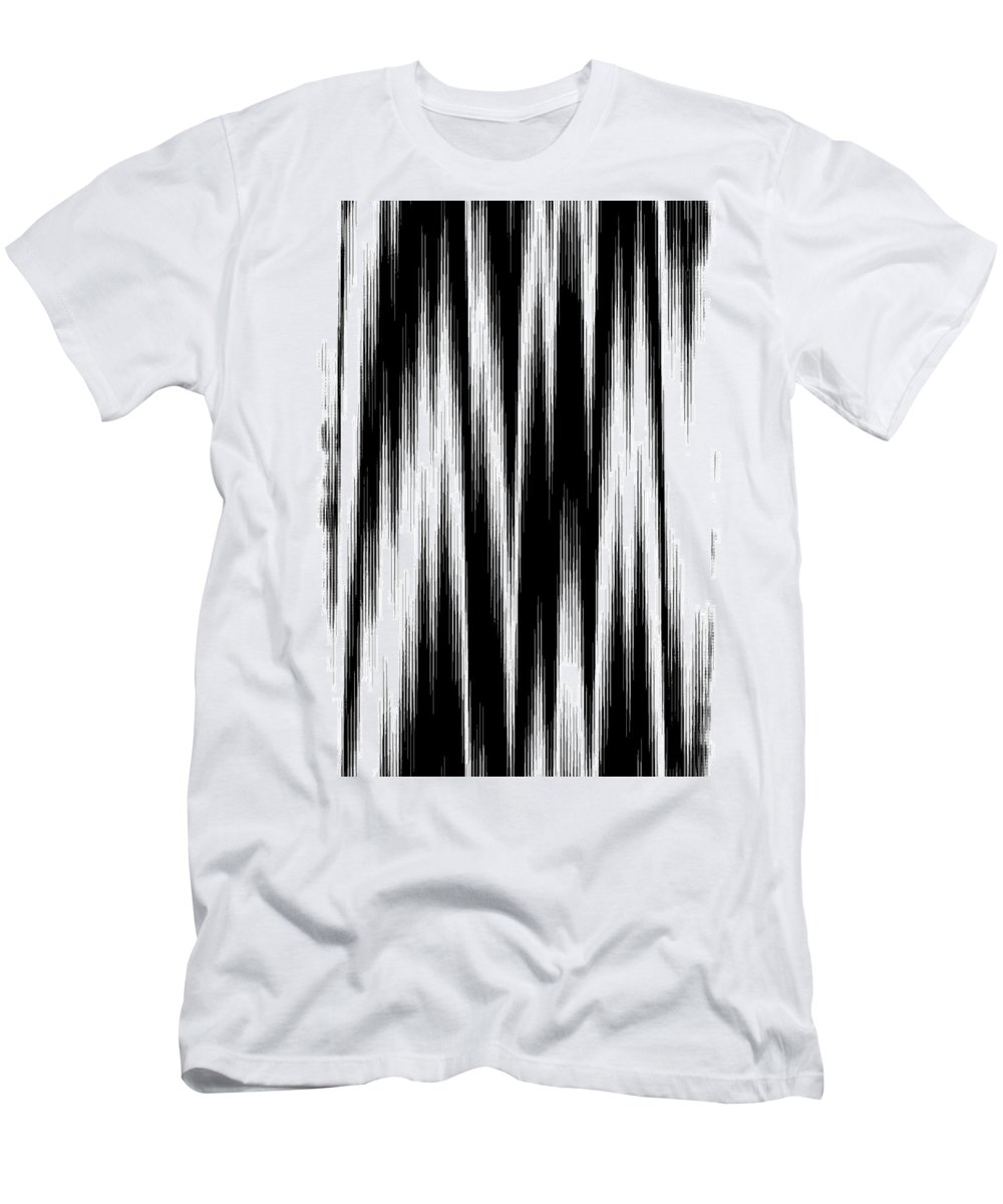 Moveonart! Global Gathering. -- Jacob Kane -- Omnetra Men's T-Shirt (Athletic Fit) featuring the digital art Moveonart Finding Purpose by Jacob Kanduch