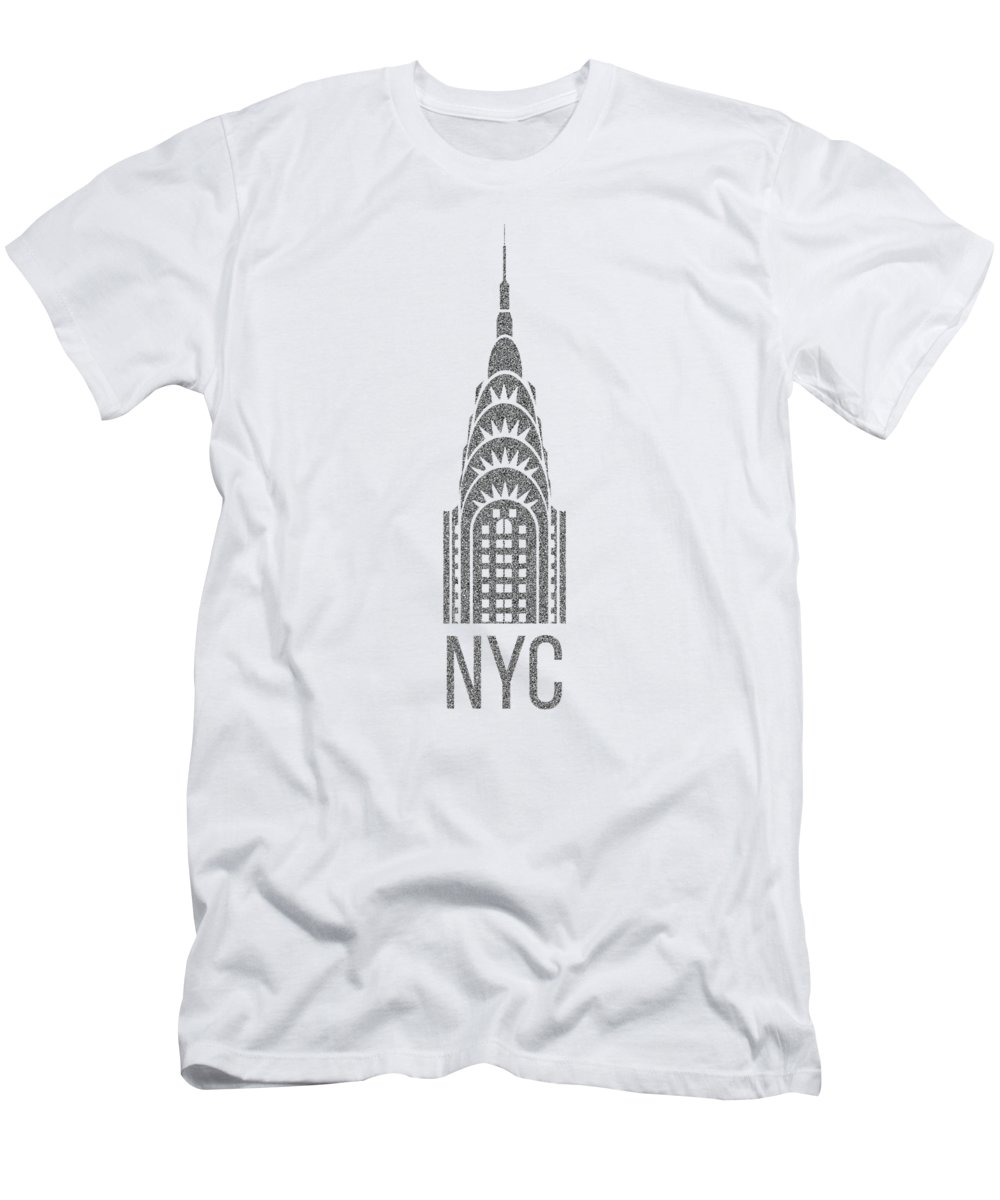 Chrysler Building T-Shirts
