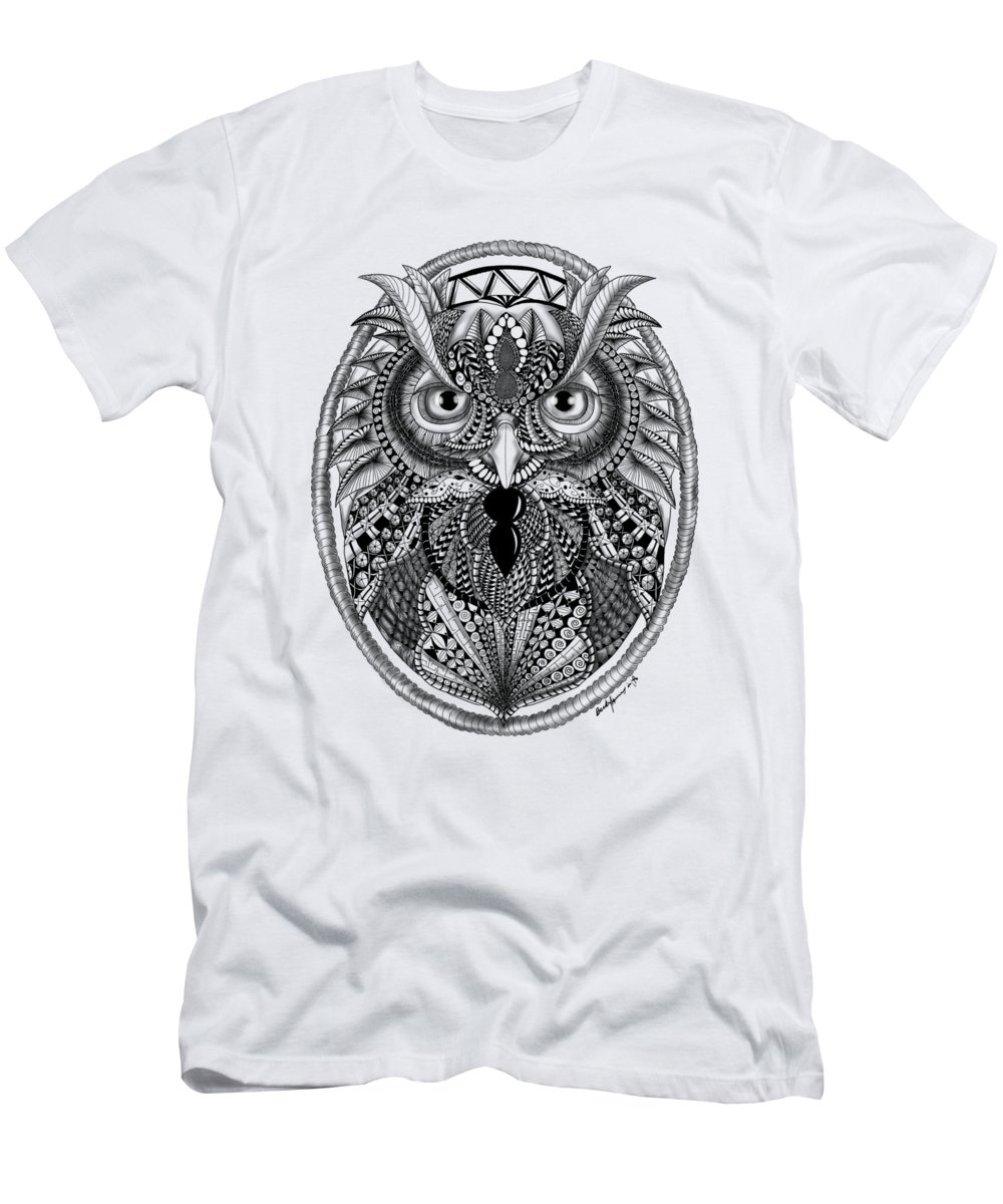 Avian Drawings T-Shirts