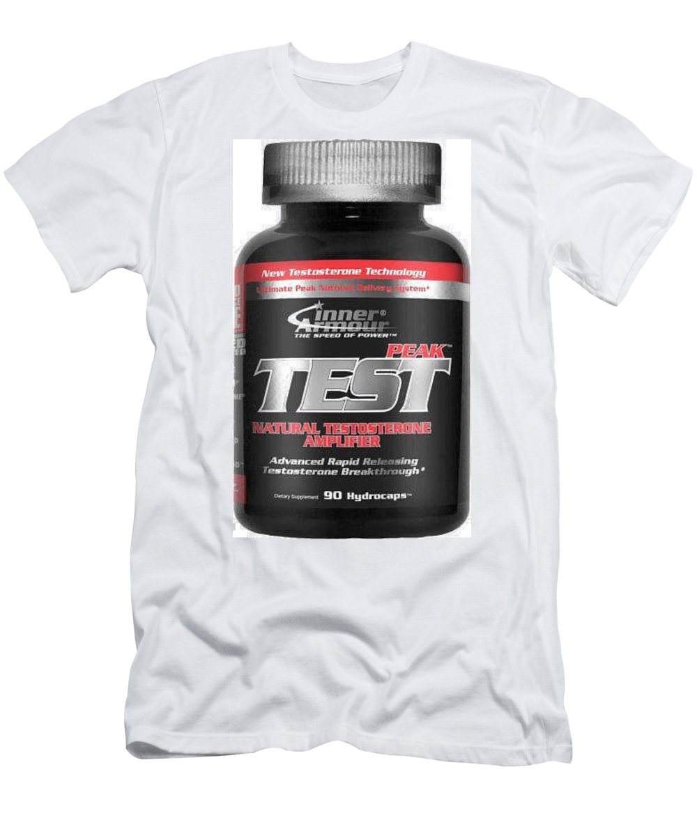 Peak Test Extreme Men's T-Shirt (Athletic Fit) featuring the jewelry Peak Test Extreme by Peak Test Extreme
