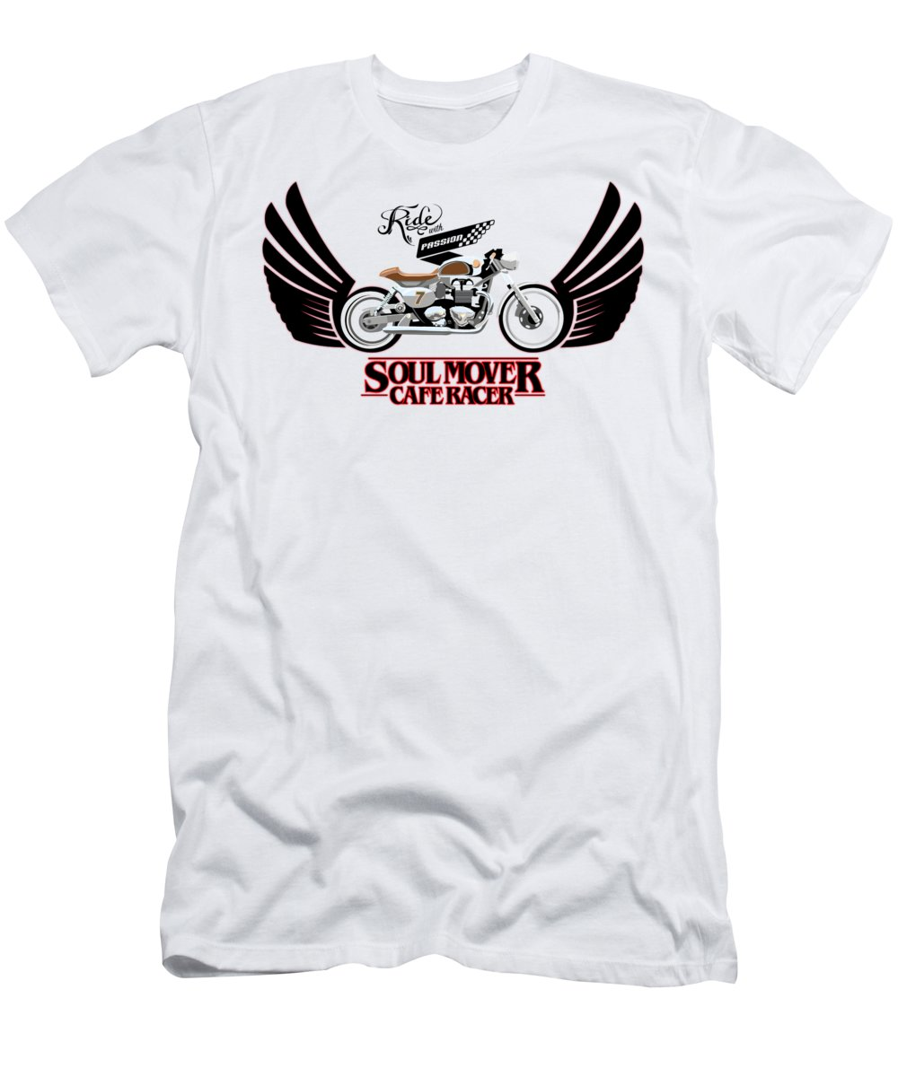 Motorbike T-Shirts
