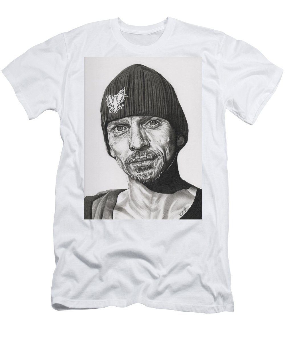 fd5fcbdfa083 Breaking Bad Men s T-Shirt (Athletic Fit) featuring the drawing Skinny Pete  Breaking