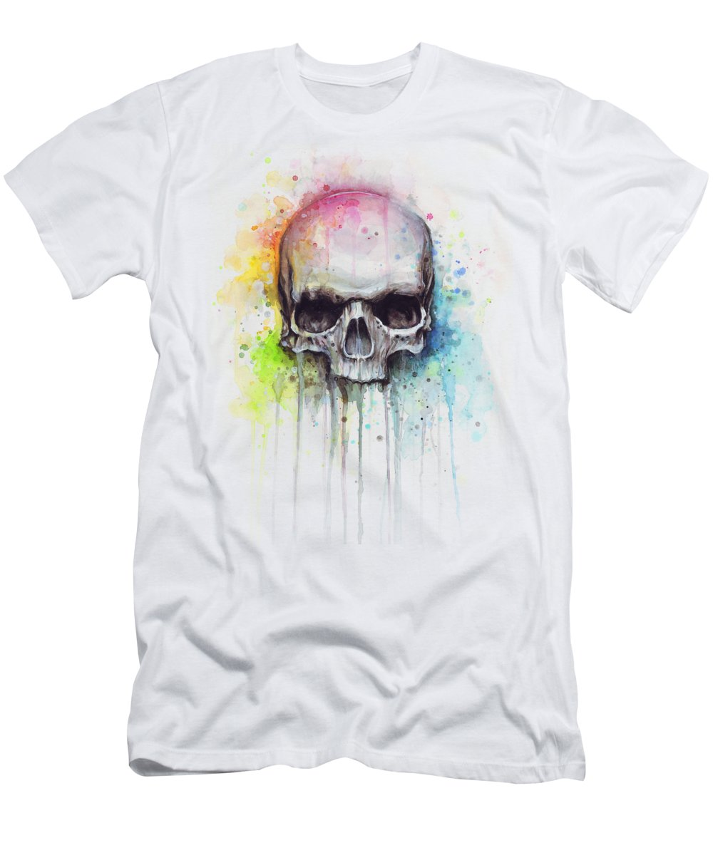 Illustration Paintings T-Shirts