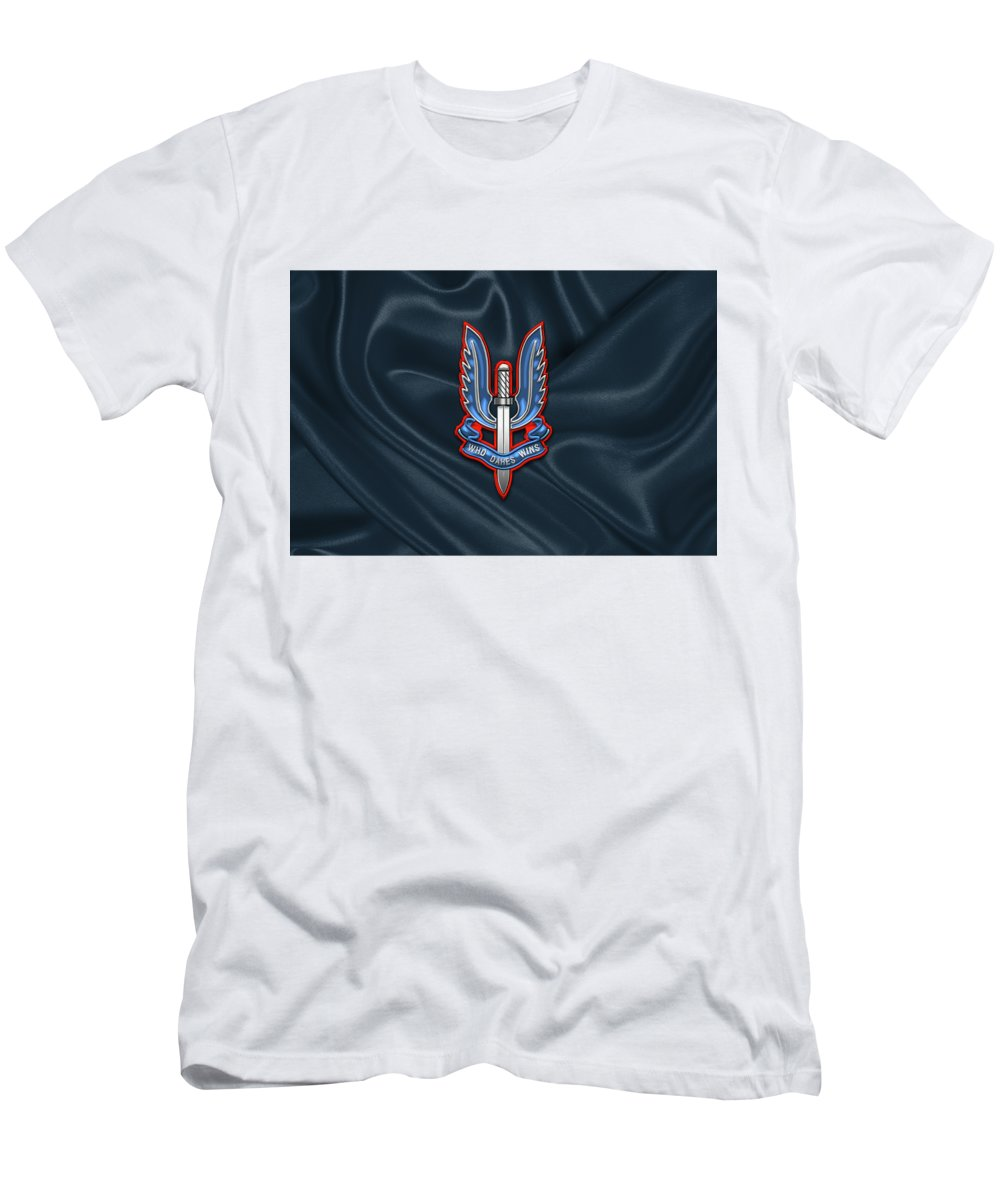 775f13cf 'military Insignia & Heraldry' Collection By Serge Averbukh Men's T-Shirt ( Athletic