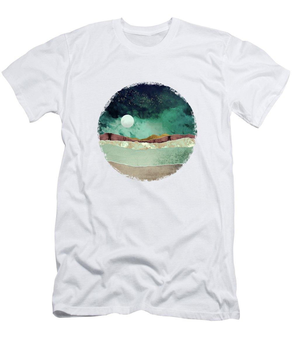 Night Landscape T-Shirts