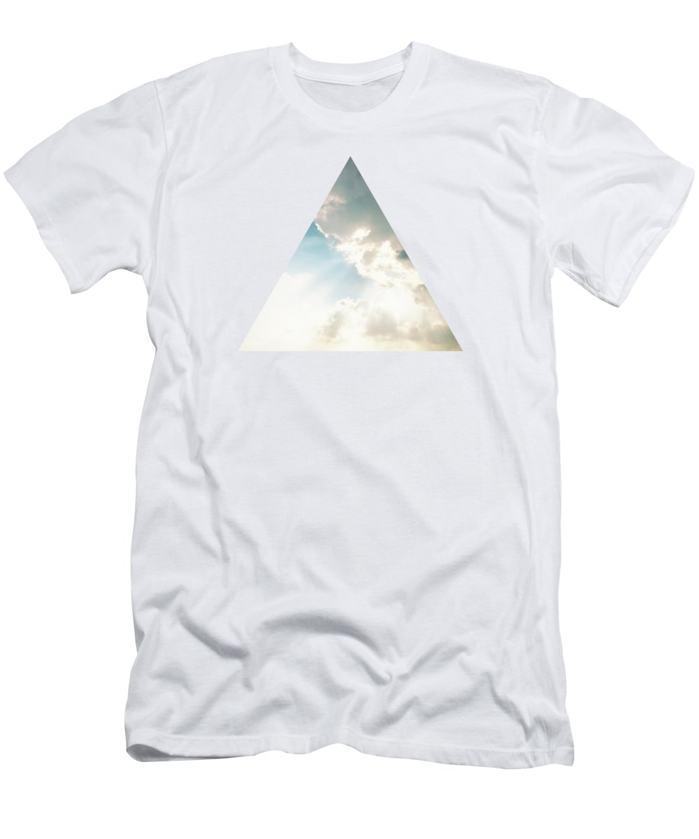 Clouds T-Shirt featuring the photograph Storm Clouds by Cassia Beck