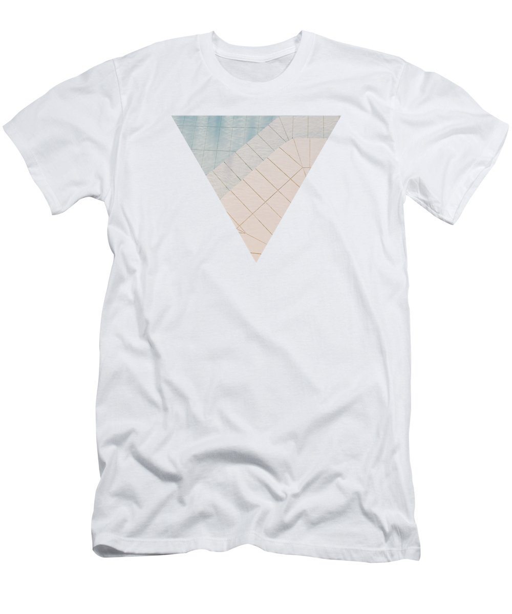Water T-Shirt featuring the photograph Swimming Pool II by Cassia Beck