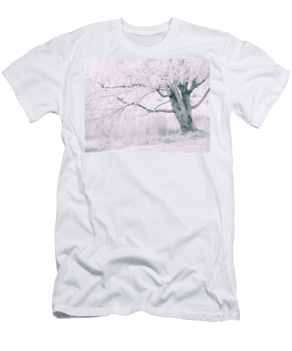 Tree Men's T-Shirt (Athletic Fit) featuring the photograph There Was A Time.... by Tara Turner