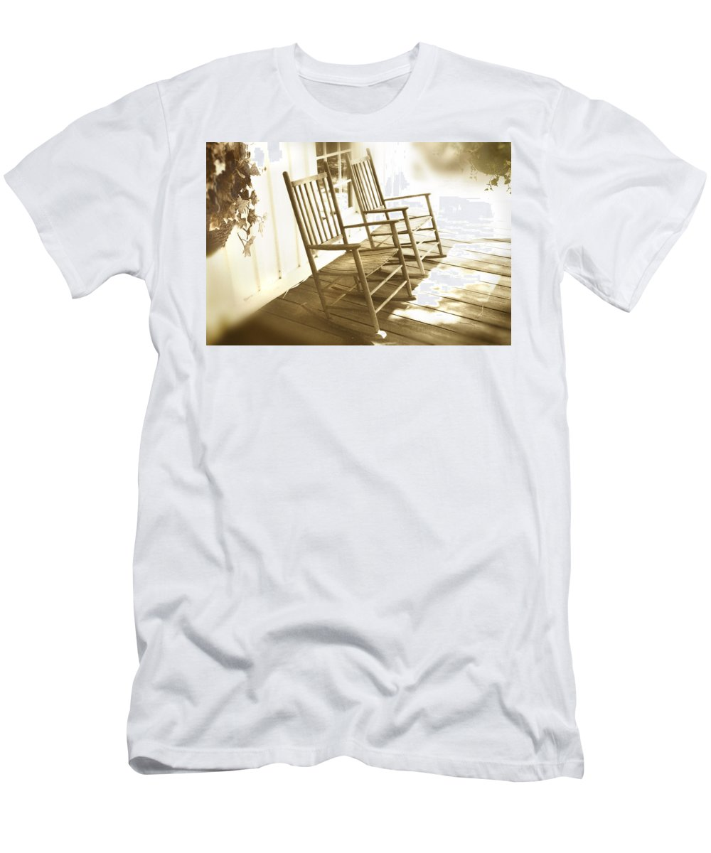 Together Men's T-Shirt (Athletic Fit) featuring the photograph Together by Mal Bray