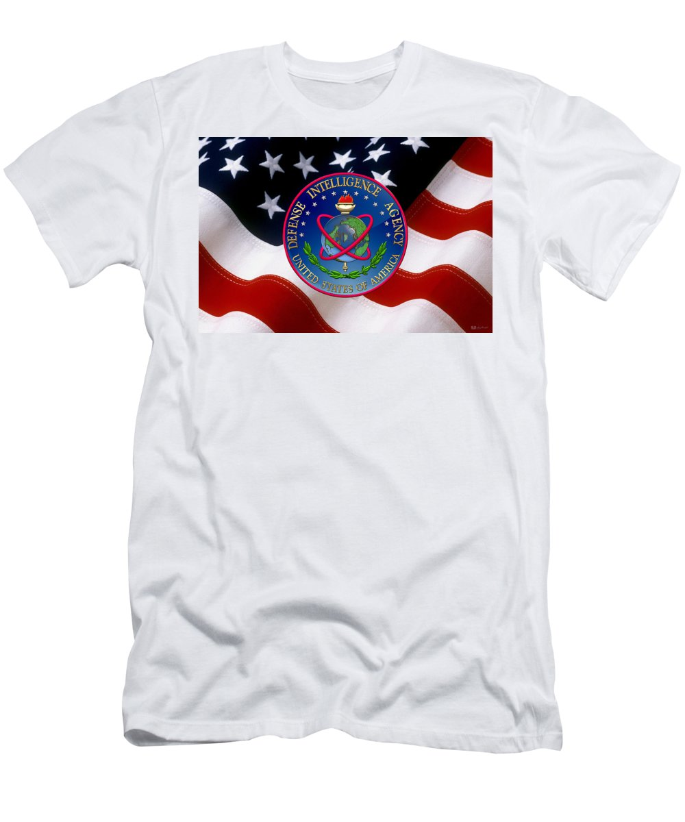 b1230335eb638  military Insignia   Heraldry 3d  Collection By Serge Averbukh Men s T-Shirt  (