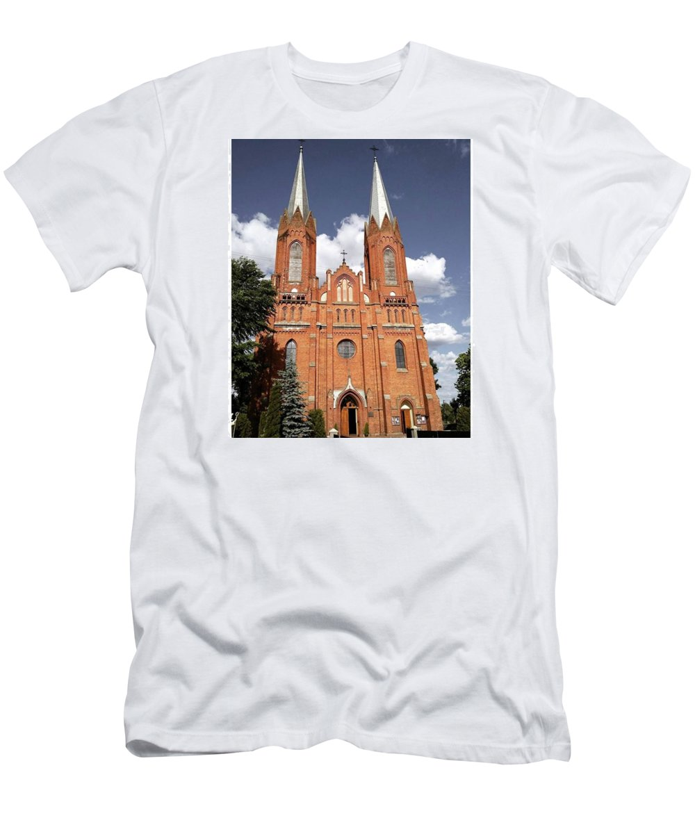 Architecture Slim Fit T-Shirts