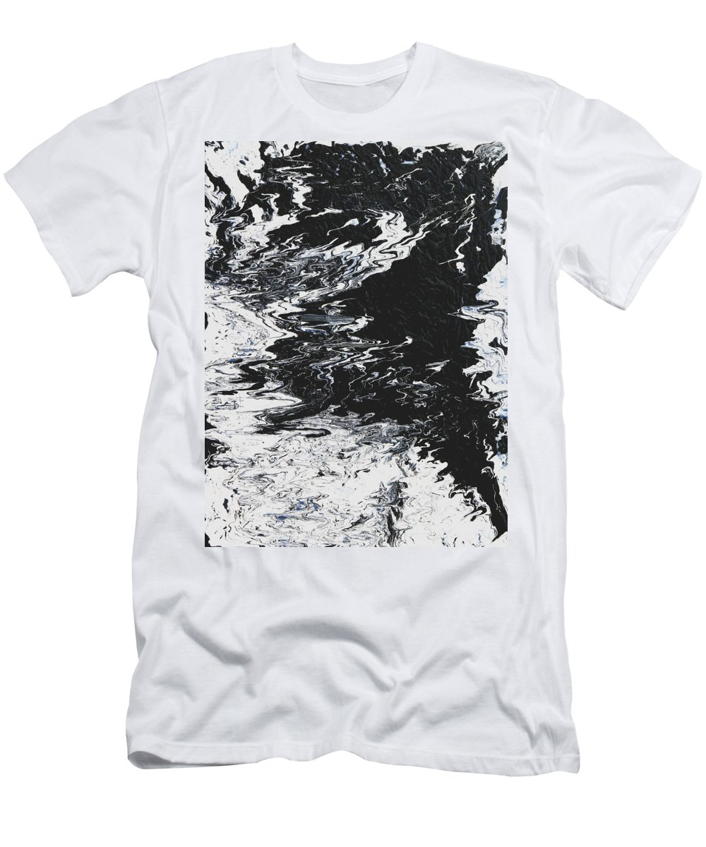 Fusionart T-Shirt featuring the painting Victory by Ralph White