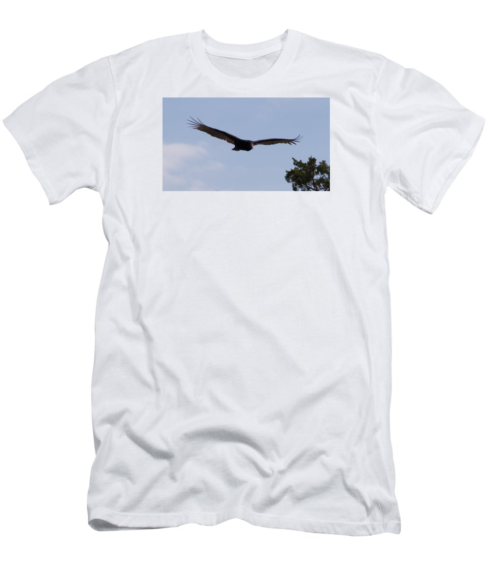 Vulture T-Shirt featuring the photograph Vulture by Toni Berry