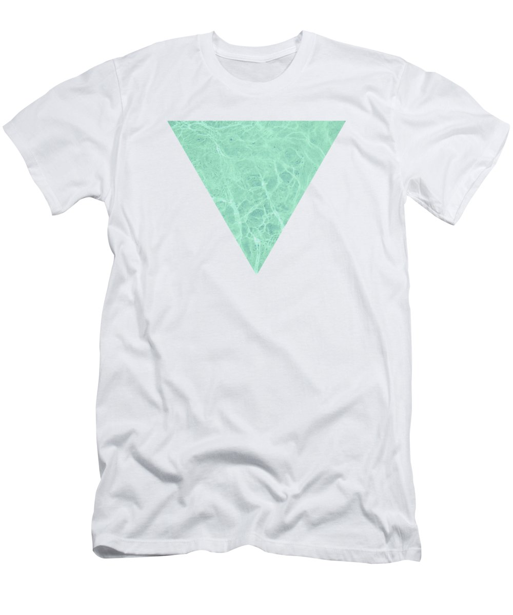Water T-Shirt featuring the photograph Water by Cassia Beck