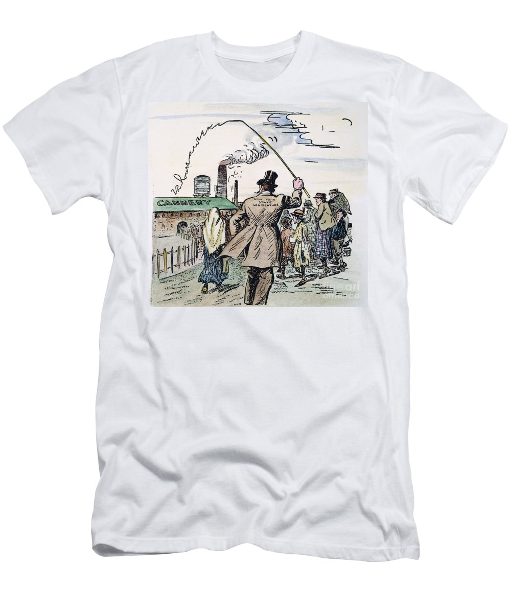 1915 Men's T-Shirt (Athletic Fit) featuring the photograph Womens Rights, 1915 by Granger
