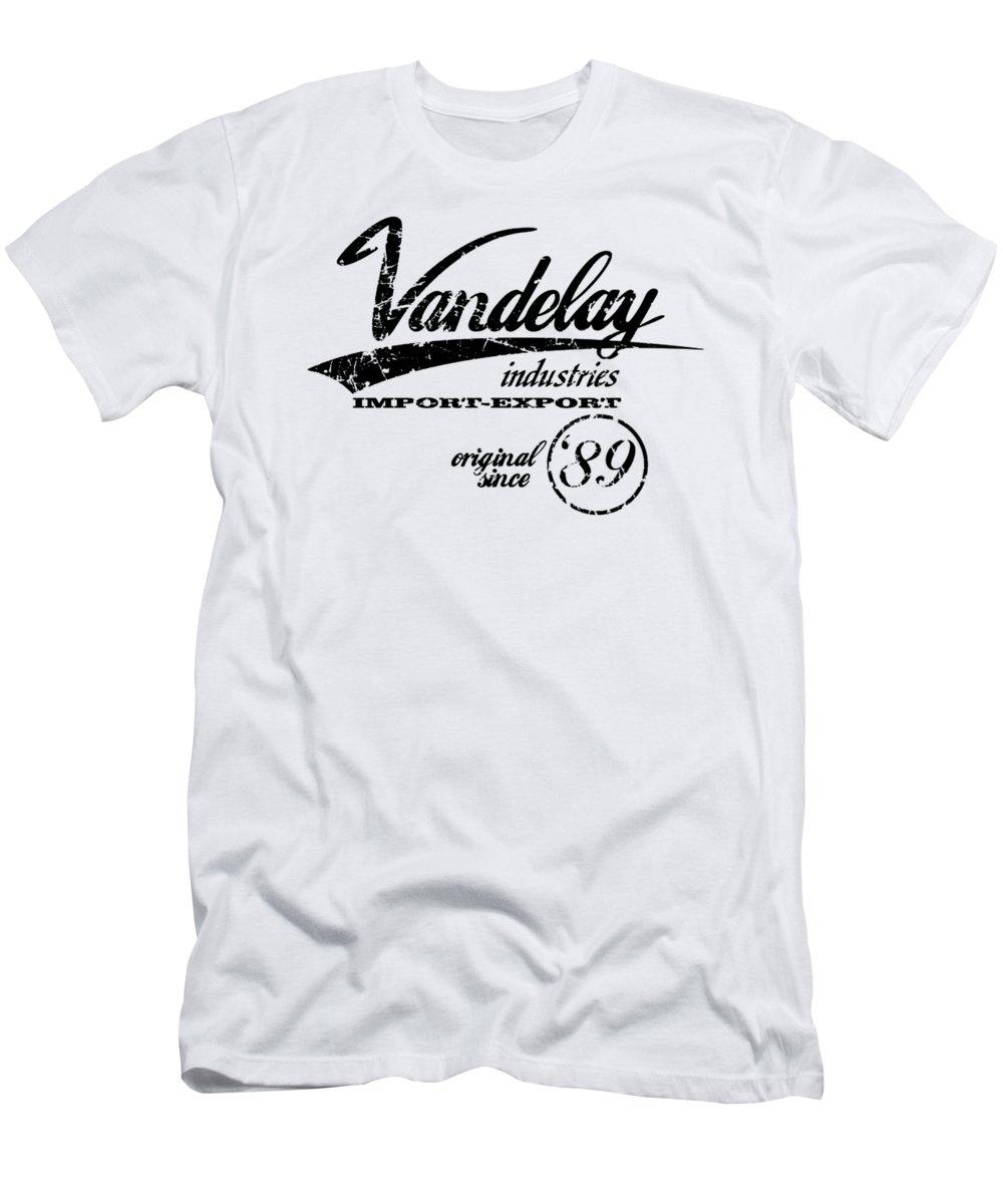 Vandelay Men s T-Shirt (Athletic Fit) featuring the digital art Vandelay by  Frau d3d5a4486