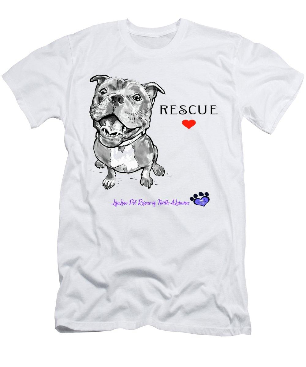Lpr Of North Alabama T-Shirts