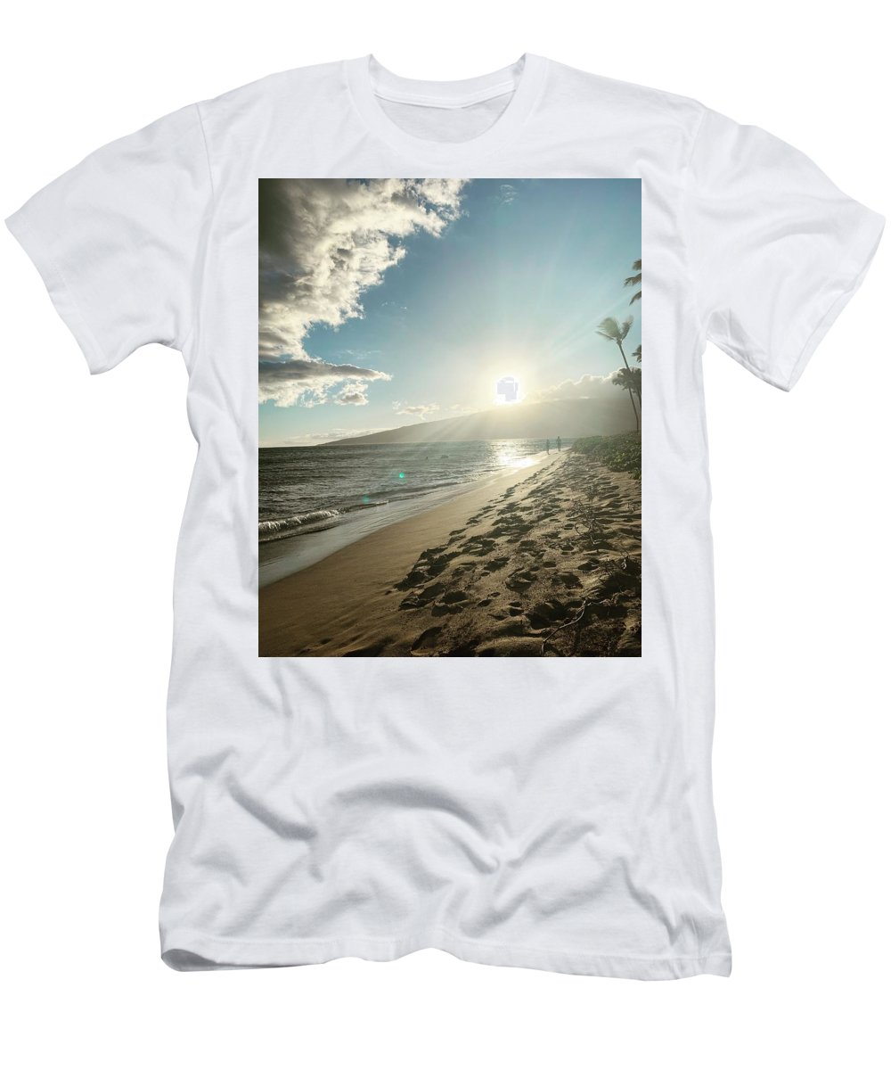 Hawaii T-Shirt featuring the photograph Maui by Kristin Rogers