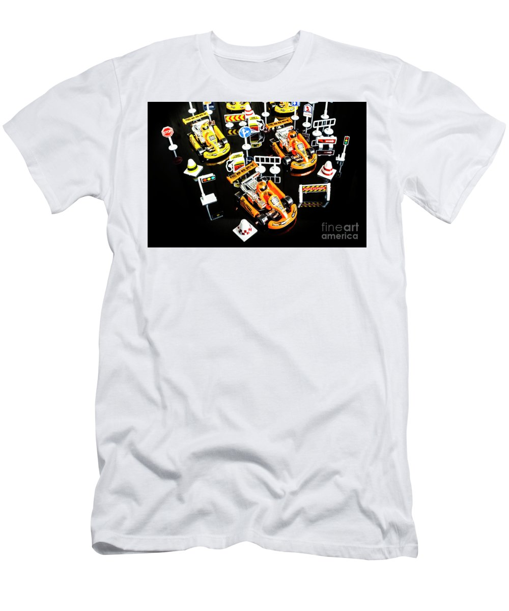 Stop Action T-Shirts