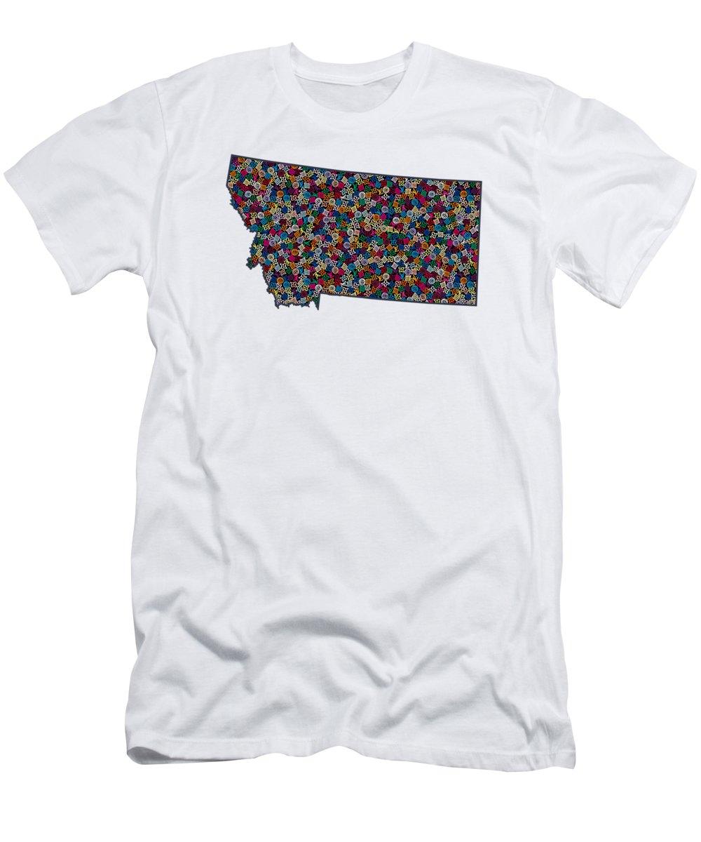 Helena Montana T Shirts Fine Art America