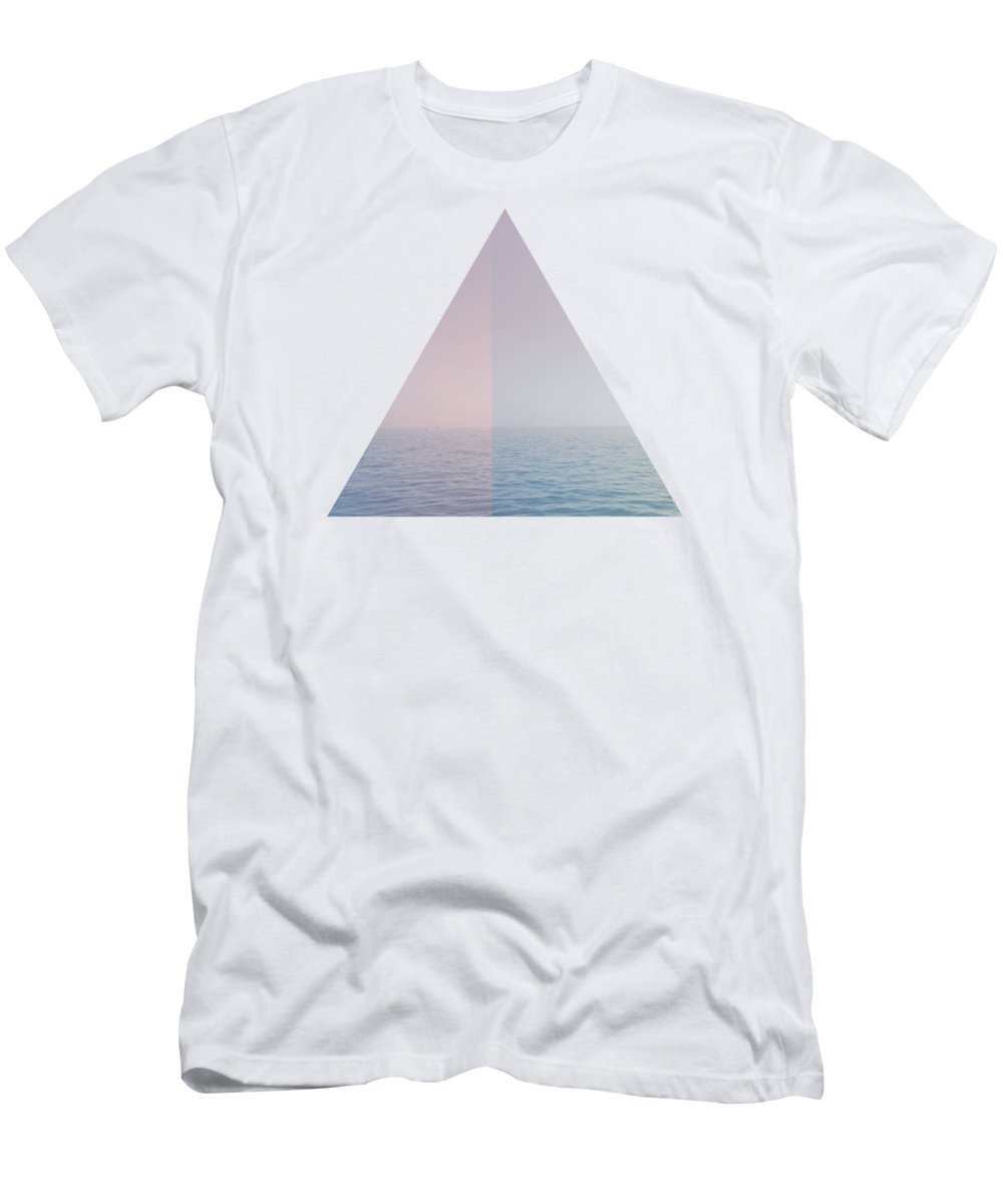 Sea T-Shirt featuring the photograph Dawn by Cassia Beck