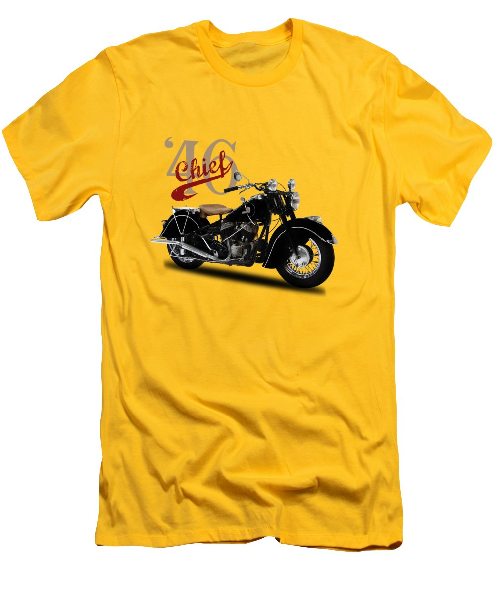 Motorcycle Slim Fit T-Shirts