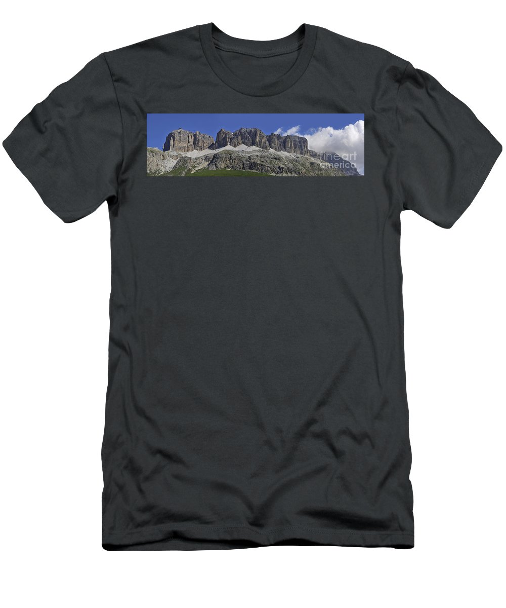 Europe Men's T-Shirt (Athletic Fit) featuring the photograph 110414p109 by Arterra Picture Library