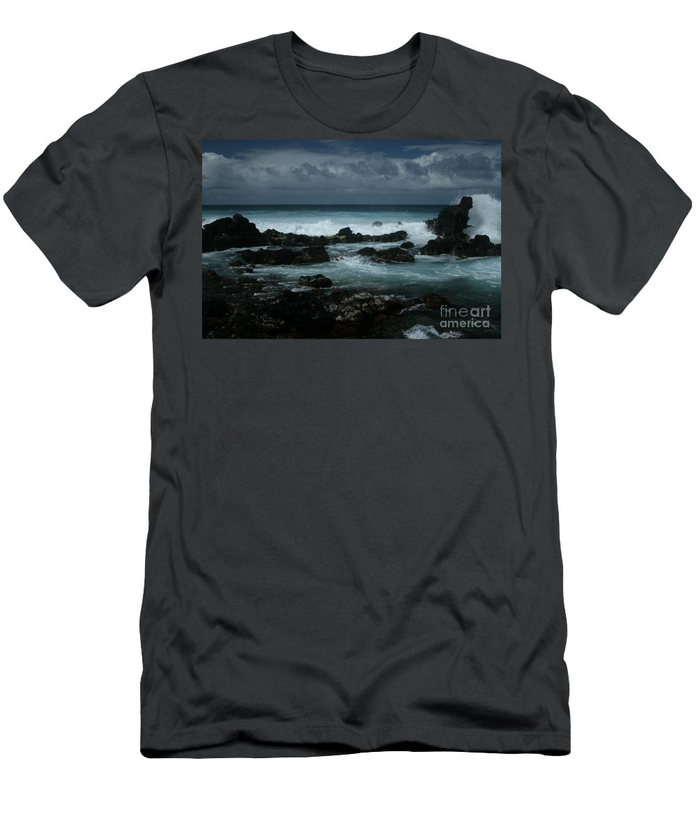 Aloha Men's T-Shirt (Athletic Fit) featuring the photograph A Delicate Way by Sharon Mau