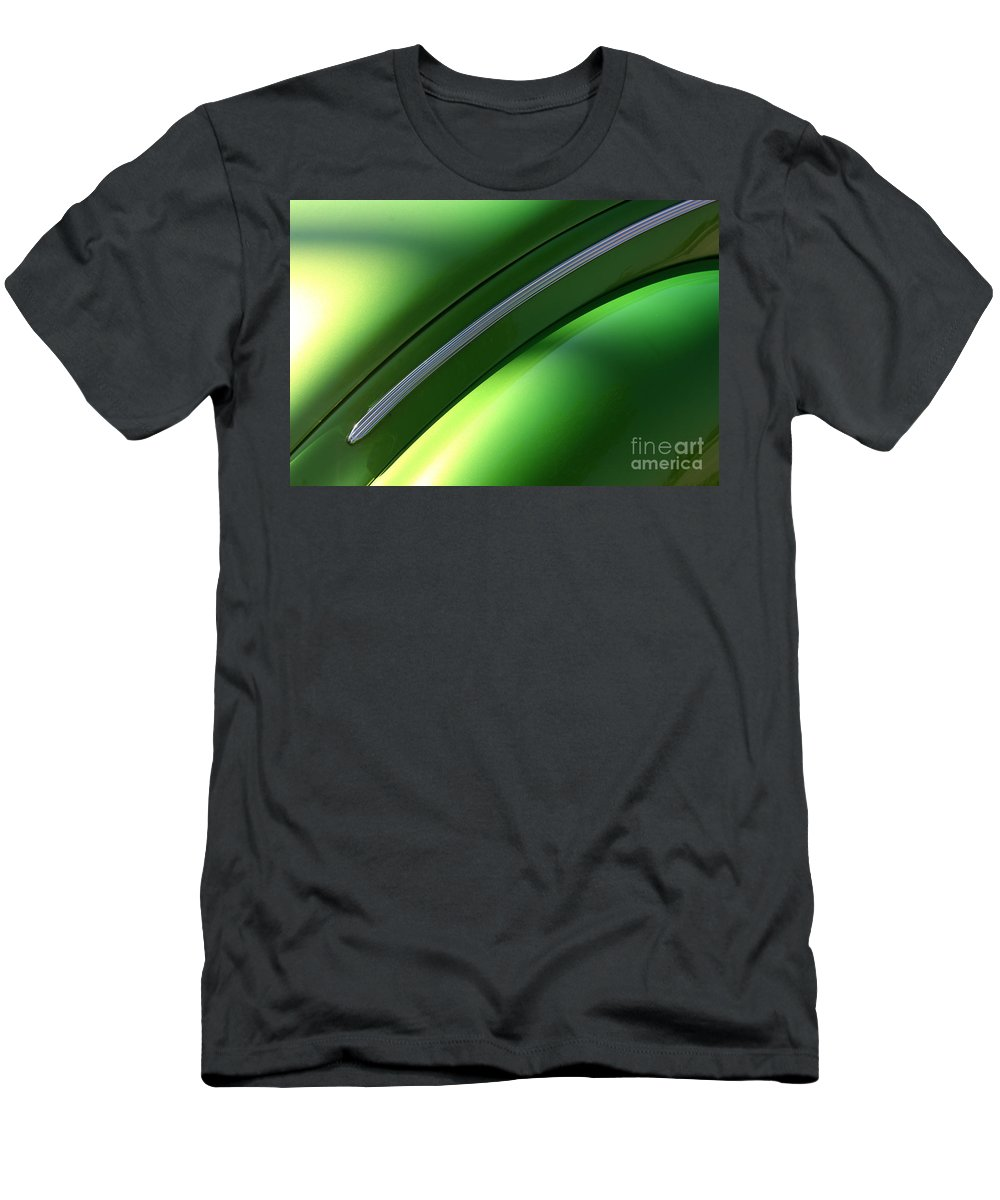 1940 Men's T-Shirt (Athletic Fit) featuring the photograph 40 Ford - Trim-8545 by Gary Gingrich Galleries