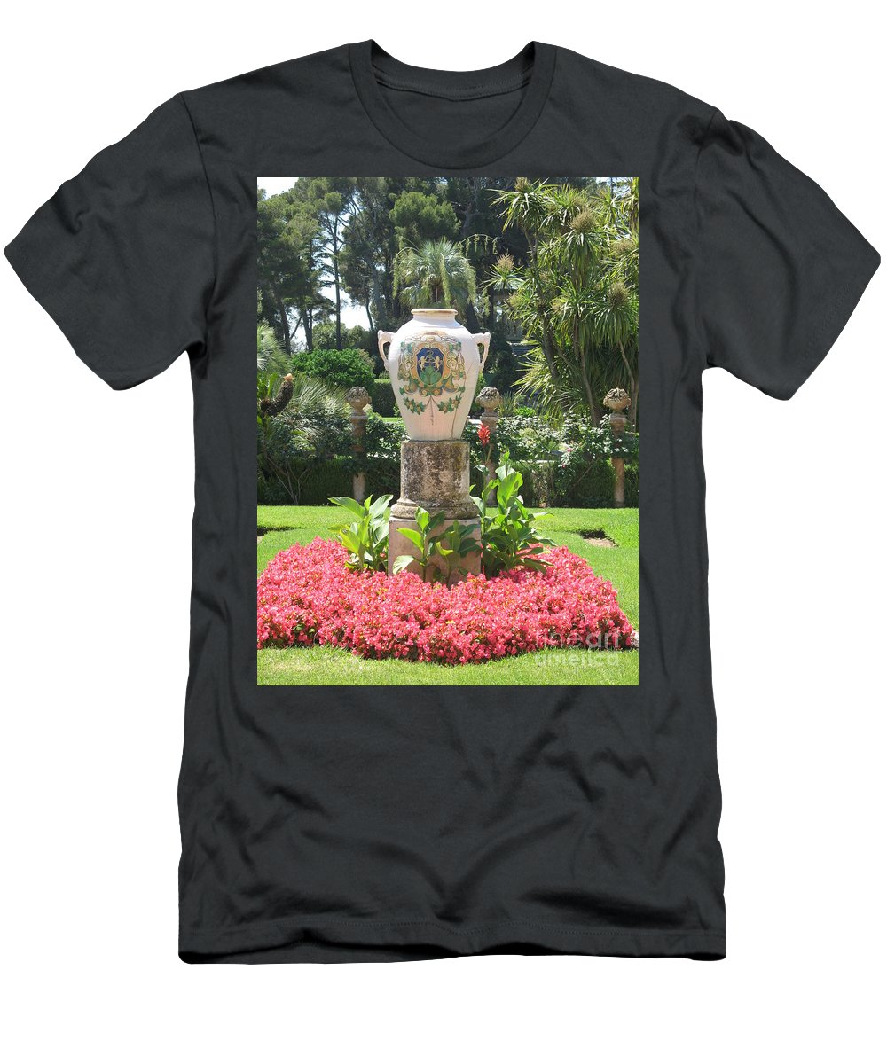 Amphora Men's T-Shirt (Athletic Fit) featuring the photograph Amphora by Christiane Schulze Art And Photography