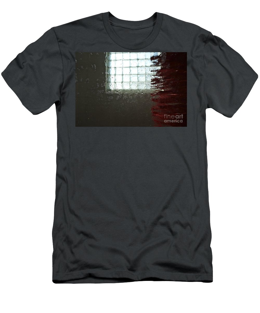 Car Wash Men's T-Shirt (Athletic Fit) featuring the photograph At The Car Wash 8 by Jacqueline Athmann