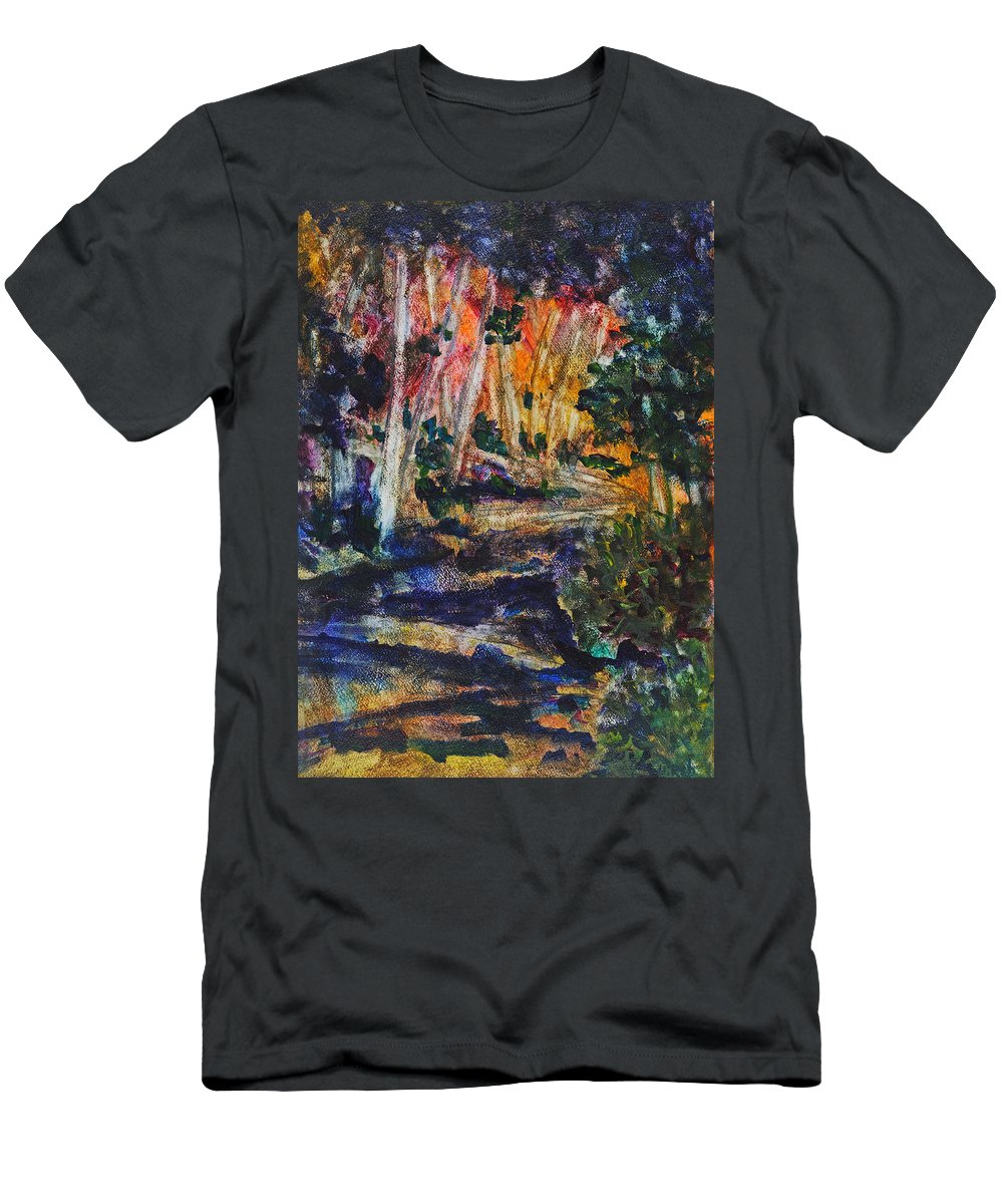 Brookside Gardens Paintings T-Shirts