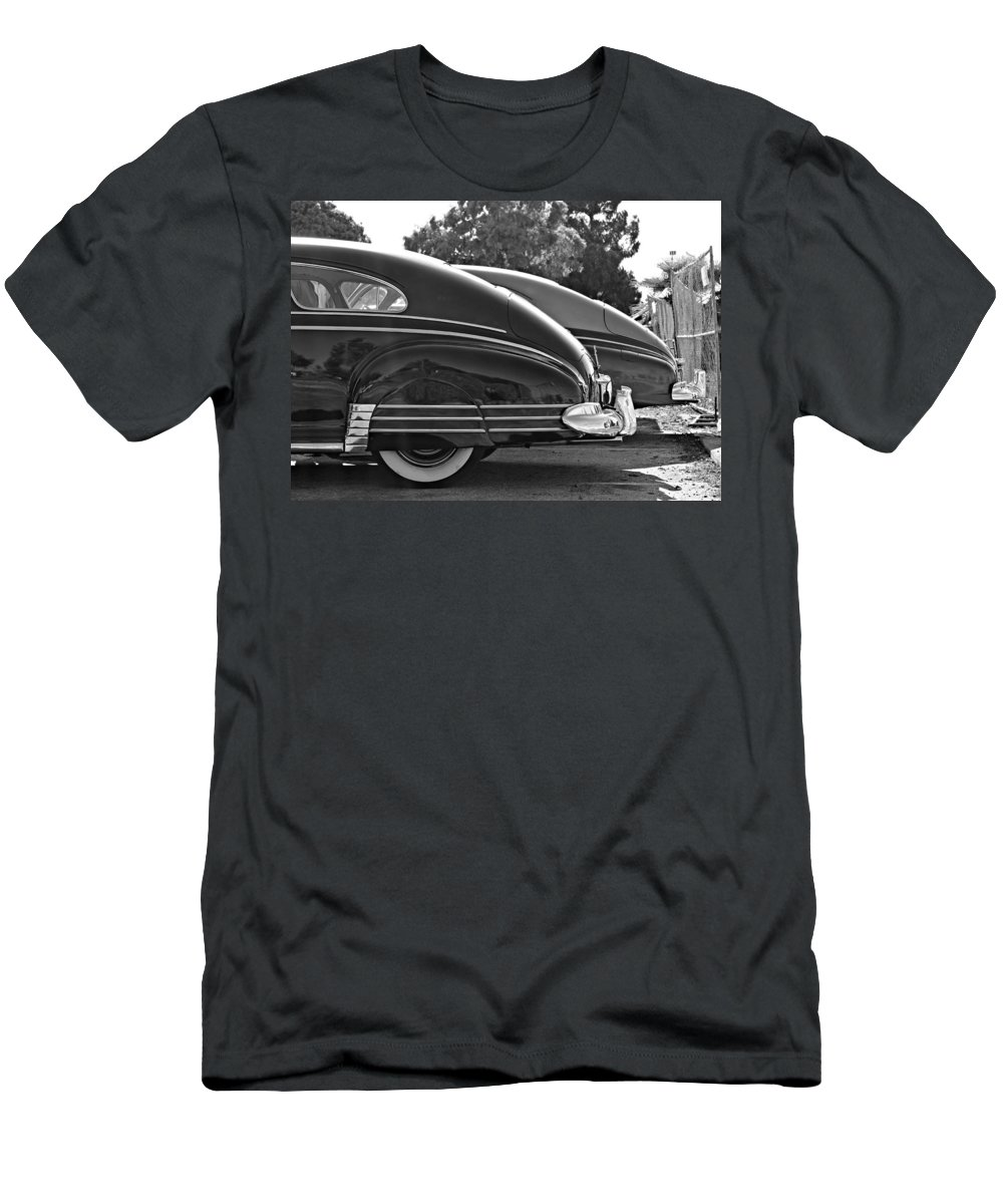 Chevrolet Men's T-Shirt (Athletic Fit) featuring the photograph Bombs Away by Steve Natale